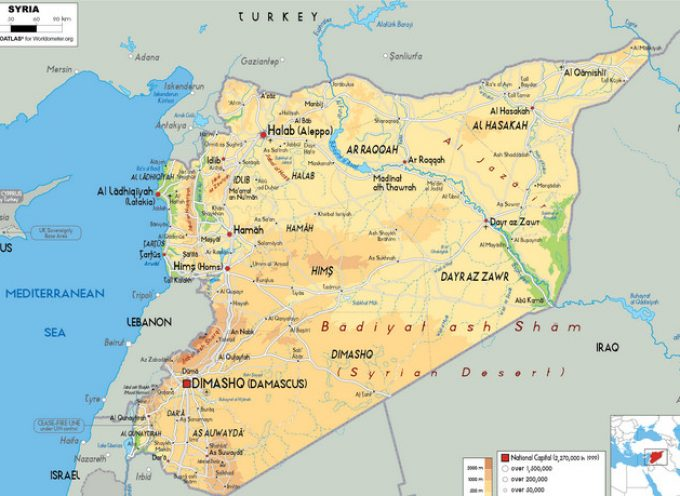 Syria Sitrep:  Joint Statement by the Representatives of Iran, Russia and Turkey