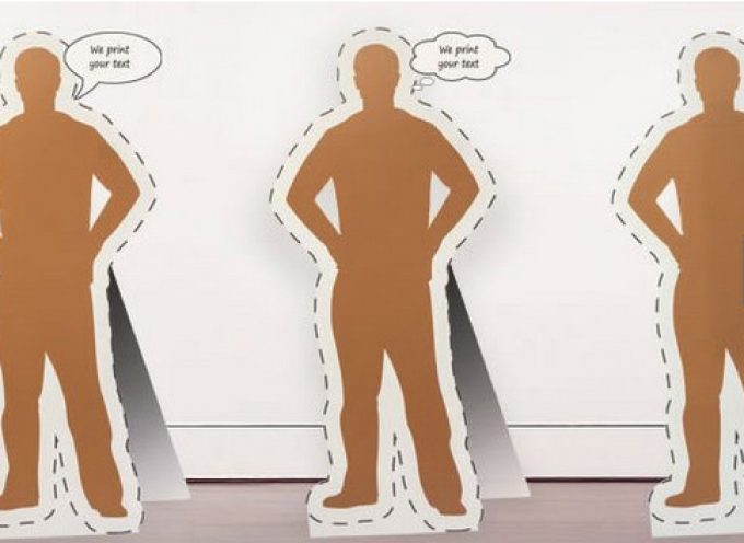 Today's Cardboard Cutout  Corporate Heroes – Virgin Births All