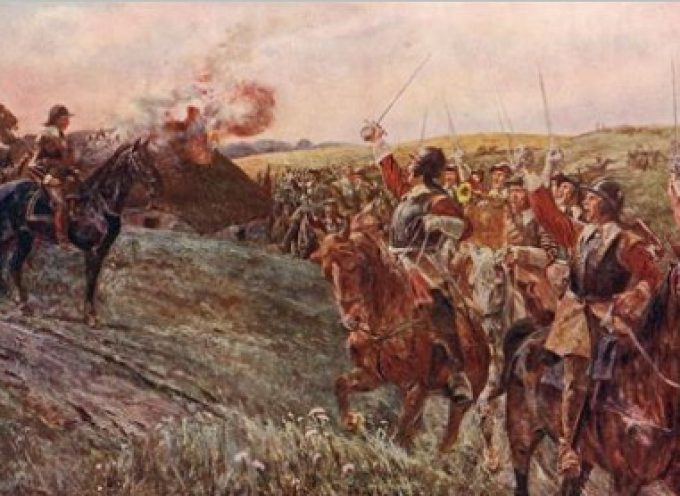 The English Civil War- Autocracy and Democracy – 1642-1649 – Still Ongoing