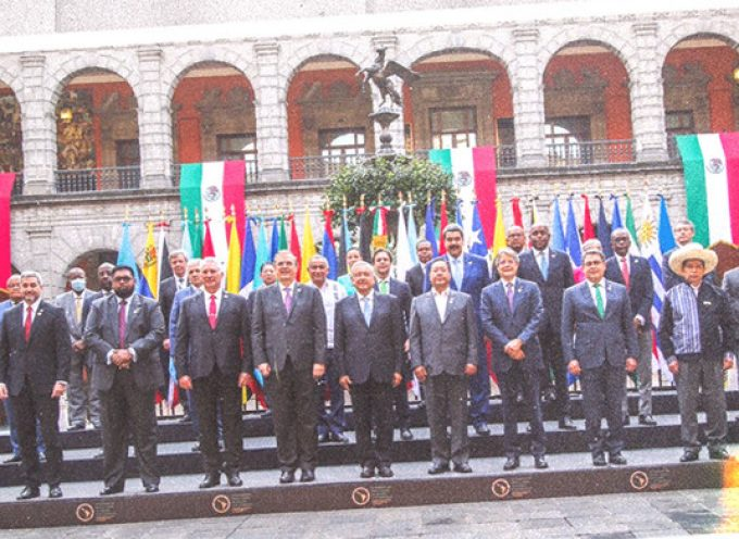 CELAC, the Community of Latin American and the Caribbean States