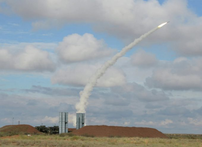 Russia Responded to an American Strategic Ruse With the S-500 (Sonar 2050)