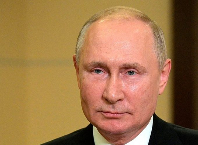 President Putin addressed the citizens of Russia ahead of the State Duma election.