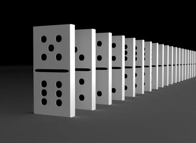Has the first domino already fallen and if so, when? (UPDATED!)