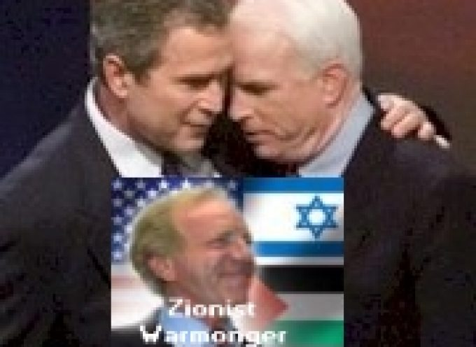 McCain found a tool with which to woo conservative Republicans: Israel
