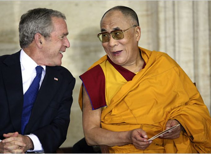 """Is the CIA behind the """"Free Tibet"""" campaign?"""