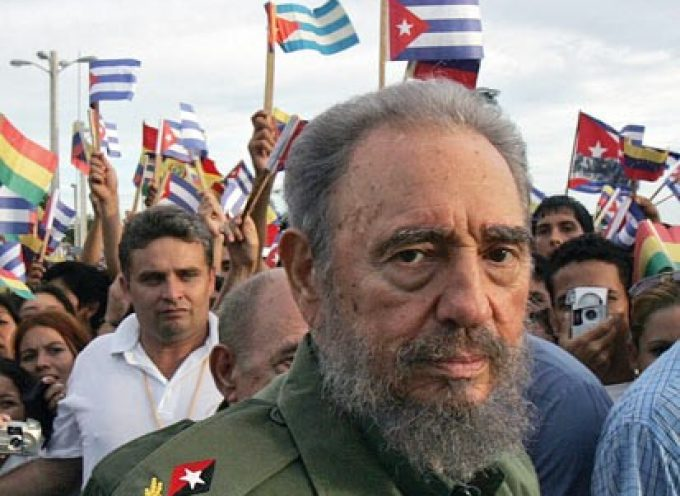 Fidel Castro: My Questions For Obama