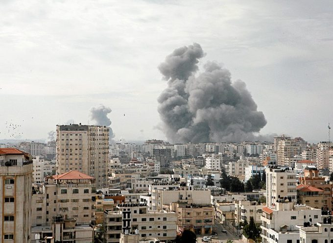 Images of the Zionist carnage in Gaza