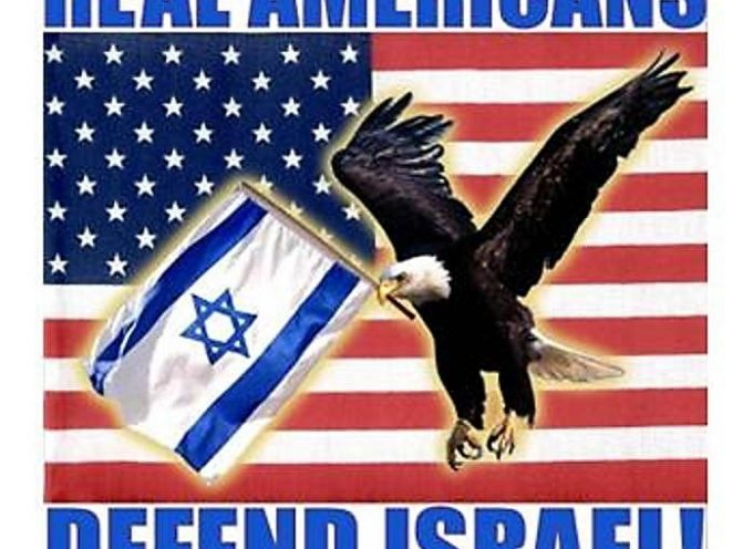 The US ZOG is firmly behind Israel over Gaza attacks