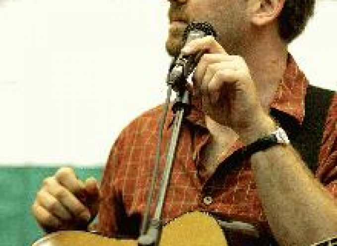 David Rovics – the beautiful voice of the American Resistance