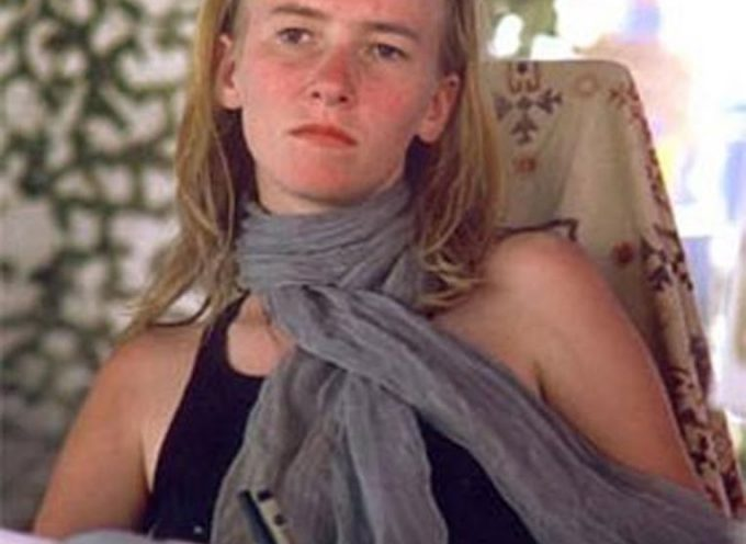 7 years after the murder of Rachel Corrie her family takes the state of Israel to court