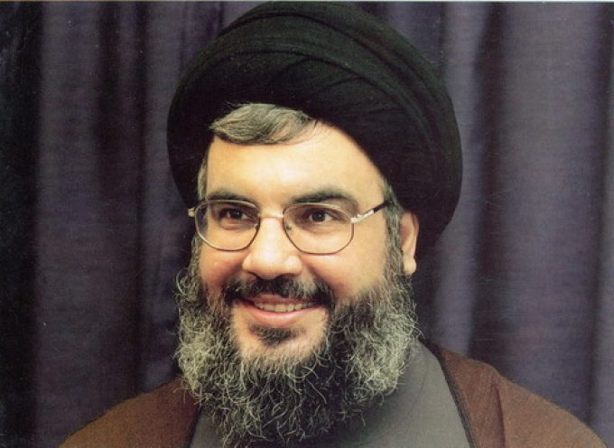 Speech delivered by Hezbollah Secretary General Sayyed Hassan Nasrallah during the Martyr's Day Celebration on 11,11,2010