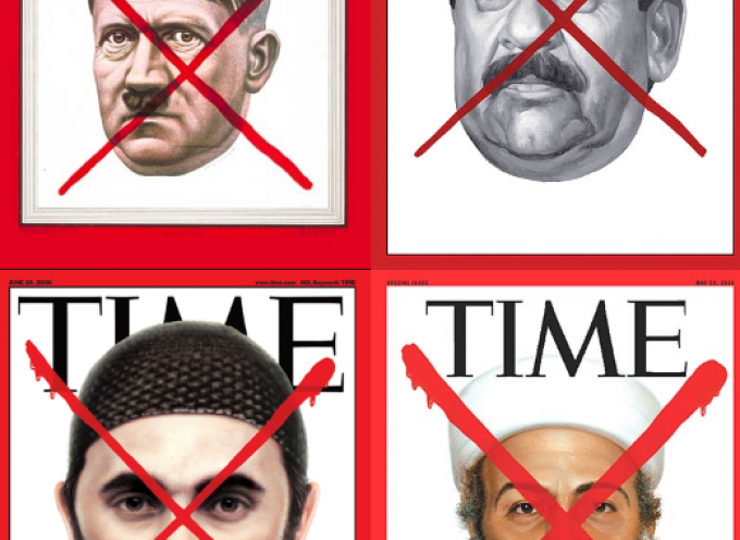 Time Magazine ghoulish propaganda