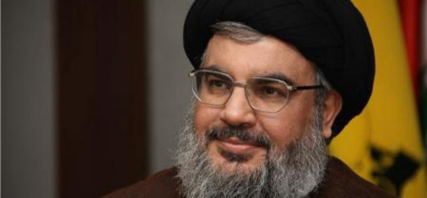 Speech by Hezbollah Secretary General Sayyed Hassan Nasrallah during the Victory Celebration