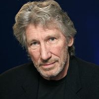 Roger Waters made a video for the concert on the Venezuelan side of the border