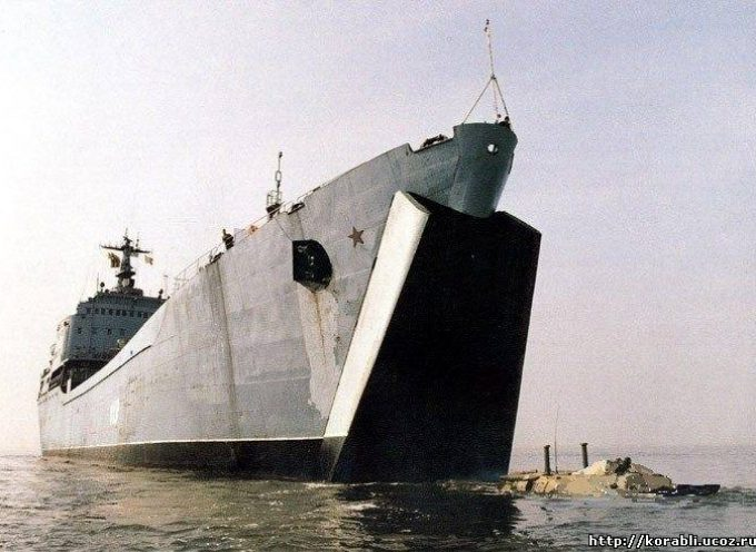 Russia is continuing to increase the sized of its naval task force of the Syrian coast