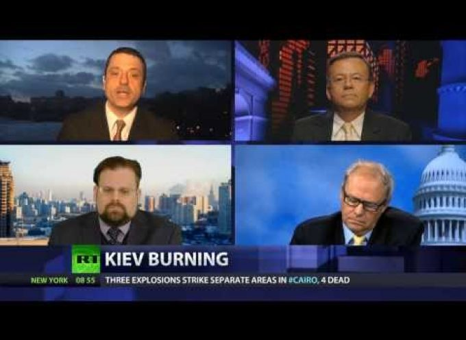 CrossTalk: Kiev Burning