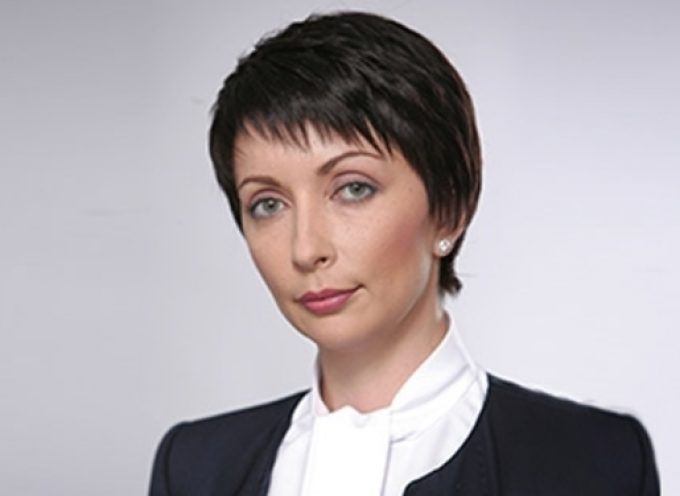 Another counter-example: Justice Minister Elena Lukash