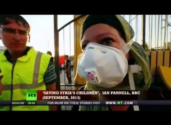 The Truthseeker: Media 'staged' Syria chem attack