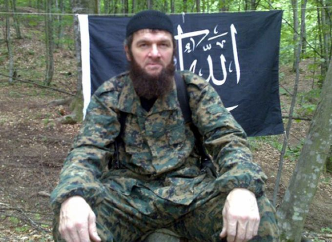 Chechen terrorist leader Doku Umarov killed in special operation