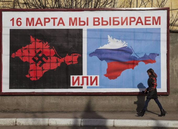 Today the UNSC made its choice, tomorrow the Crimeans will make theirs