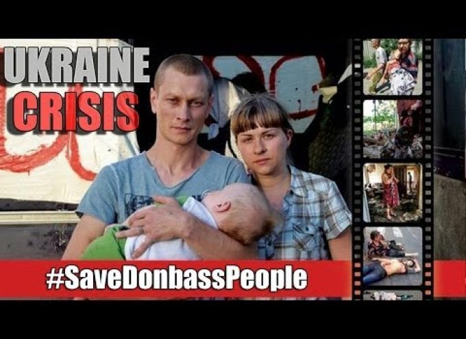 Ukraine Crisis Today: Punitive Operation in Eastern Ukraine – Interviewing civilians [Eng subtitles]