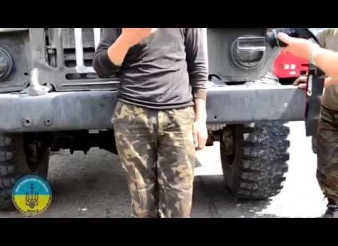 The real State of the Ukrainian Army in the ATO (with English subtitles)