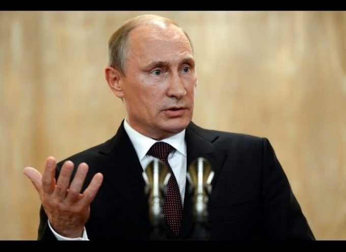 Putin at Valdai – World Order: New Rules or a Game without Rules (FULL VIDEO)