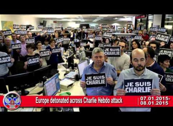 Europe is Charlie but not Donbass
