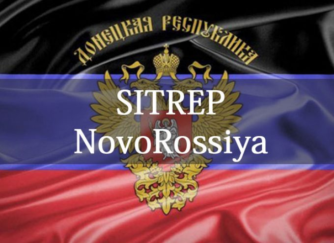 """A Grim and Fatalist Post-Holiday Sitrep for the Dream that Was """"NovoRossiya"""" and the People of the Donbass"""