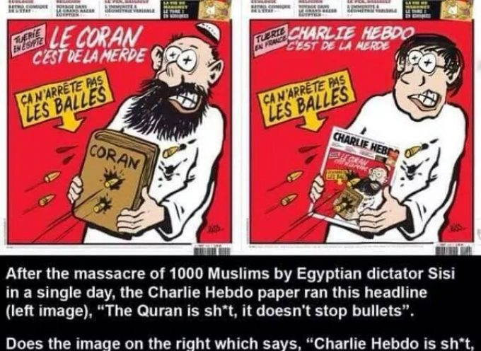 Glorification of terrorism: a teenager prosecuted in France because of a cartoon on Facebook