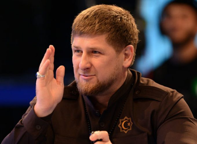 Chechen leader blasts Europe over double standards on terrorism