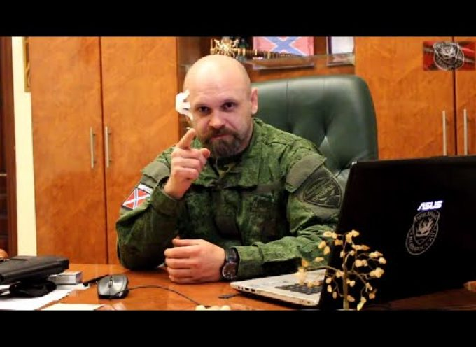 Alexei Mozgovoi's appeal about assassination attempt on him