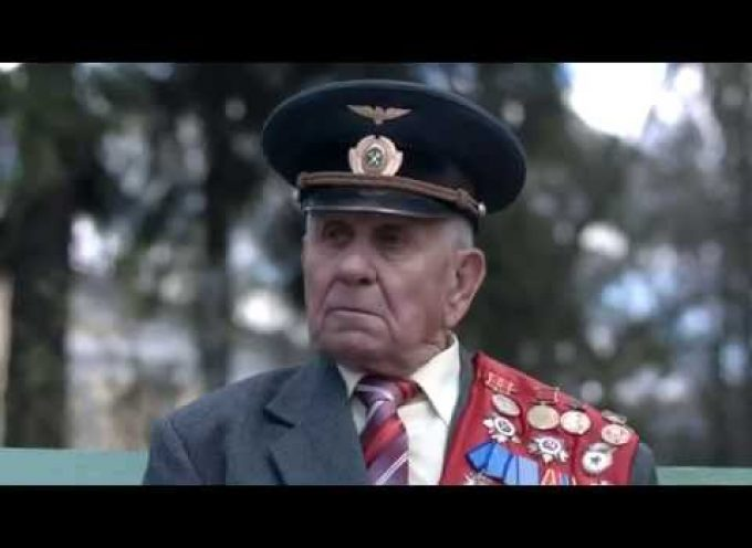 Great viral Russian music video: Tribute to WW2 veterans