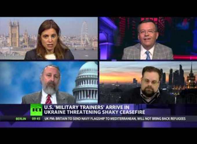 CrossTalk: The Kiev Regime