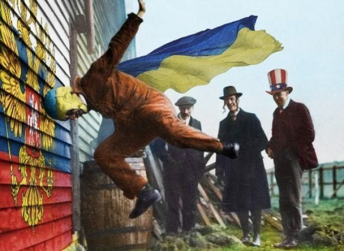 The Ukraine between Fascism, Ochlocracy and Breakup