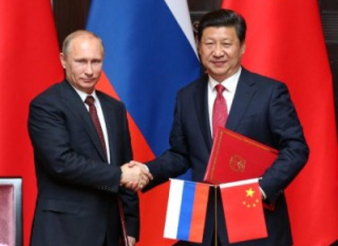 Chinese-Russia Media Cooperation
