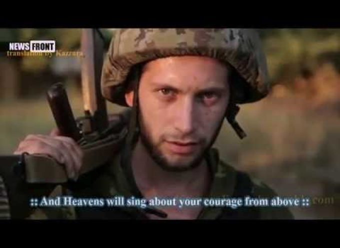 Donbass Song: Anthem of Heaven