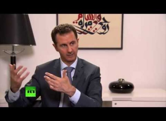 Syria 'in a state of complete war' with terrorism – Assad (FULL INTERVIEW)