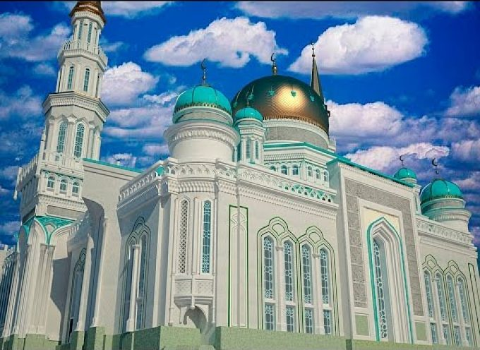 Moscow inaugurates the biggest mosque in Europe