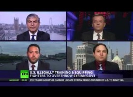 "CrossTalk: Unsourced Syria (+ two articles on the ""Russians are coming"" PSYOP)"