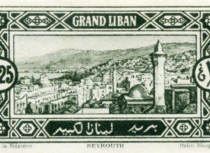 "The Capitulation of ""Grand Liban"""