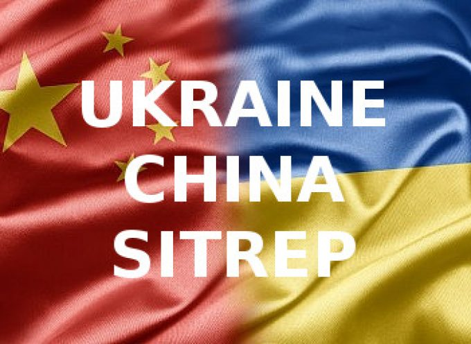 Ukraine & China SITREP September 27th, 2015  by Scott and Serbian Girl