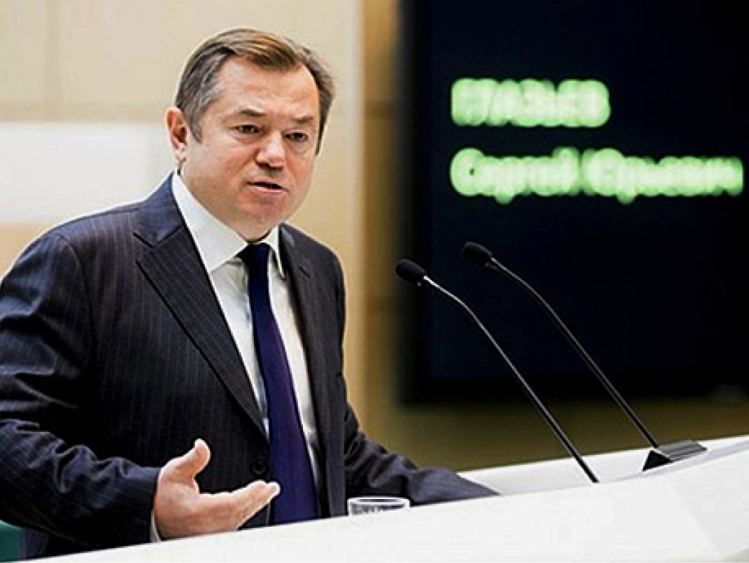 Sergey Glazyev - politician today 15