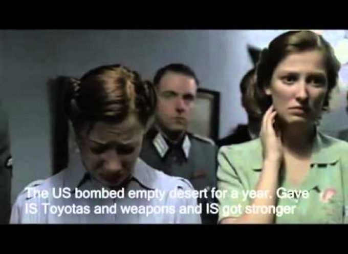 Hitler on Syria (HILARIOUS – MUST SEE!!)