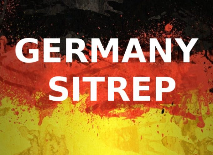 EU Germany SITREP October 12th, 2015 by Gepard Schröder