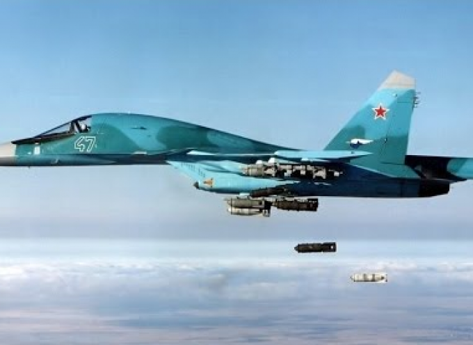 Week one of the Russian military intervention in Syria