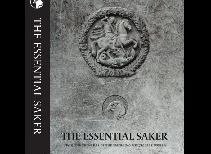 The Saker Community Announcement on the Essential Saker Book and the Call for Networking Help