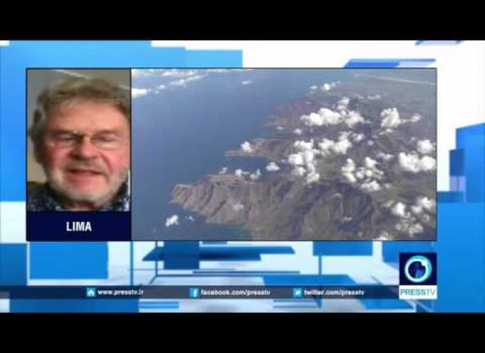 US says Jet mistakenly violated China waters (Peter Koenig interview)