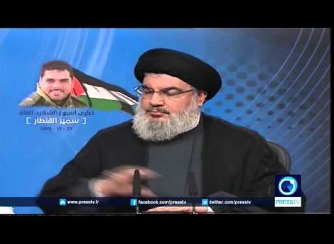 Hezbollah leader: Battle to go on until Israel defeat