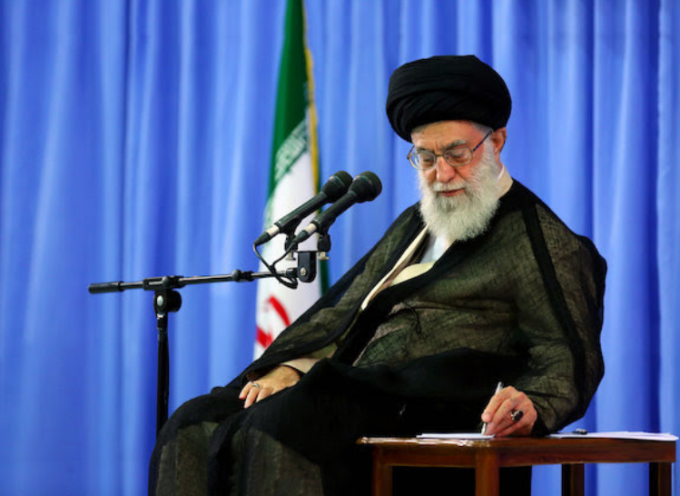 Terrorism : Sayed Ali Khamenei's Letter To the Youth in Western Countries